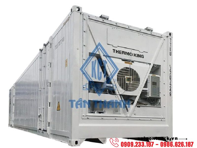 Container 48 Feet lạnh